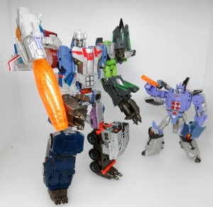 Transformers News: Takara Transformers Unite Warriors Grand Galvatron Video Review and New TF Yuki Photos