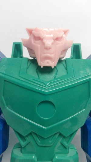 Transformers News: Transformers RID Titans Prototypes: Bumblebee, Optimus Prime, Wolf Character