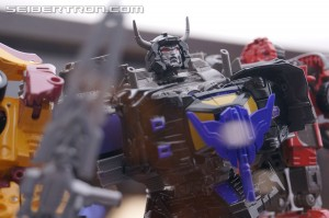 Transformers News: SDCC 2014 Coverage - Hasbro Display Area Galleries: Transformers, Kre-O and More
