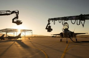 Transformers News: Transformers 5: The Last Knight Luke Air Force Base filming; Fighter Jets, Cast Training