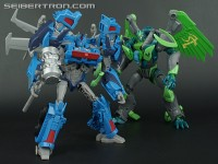 Transformers News: New Galleries: Transformers Prime Beast Hunters Voyager Ultra Magnus and Grimwing