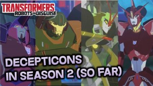 Transformers News: Transformers: Robots In Disguise Episode 6 Preview