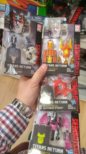Transformers Titans Return Titan Master Wave 3 Sighted at Australian Retail