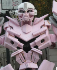 Transformers News: Cleveland Family Creates More Than Meets The Eye Halloween Display