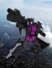 Transformers News: FansProject Crossfire 02 set update - Explorer!