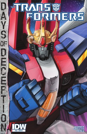 Transformers News: Editorial Vision, Shakespearean Power Plays, and Giant Robots with John Barber