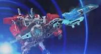 Transformers News: Takara Tomy Transformers Prime Arms Micron AM-21 Arms Master Optimus Prime Video