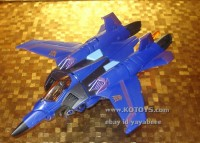 Transformers News: New Images of Animated Voyager Thundercracker and Voyager Blackout