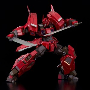 TFSource News - Newage Darius, Hephaestus Combiner, Flame Toys Shattered Glass Drift and More!
