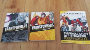 Review - Transformers: The Definitive G1 Comics Collection Subscription by Hachette