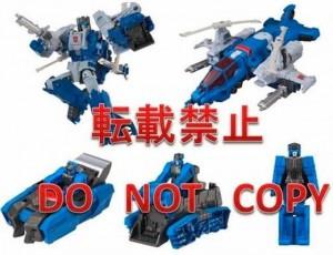 Official Images - Takara Tomy Transformers Legends LG32 Chromedome, LG33 Highbrow, LG34 Mindwipe