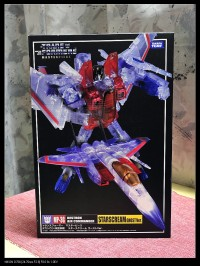 Transformers News: Masterpiece MP-3G Starscream Ghost Version Released In Asia