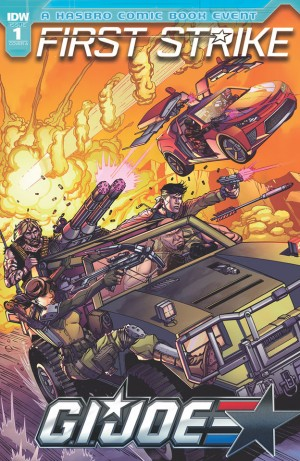 Transformers News: G.I. JOE: First Strike #1 iTunes Preview