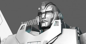 Transformers News: New WIP Images - Imaginarium Art Licensed Transformers Rodimus Statue