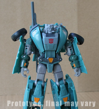 Transformers News: iGear Adds Pre-Order and Release Date for Kup Head Upgrade