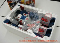 Transformers News: In-Package Images: Takara Tomy Transformers Encore #23 Fortress Maximus - Initial Run Will Be Double Taped