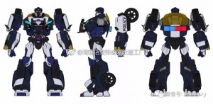 Transformers News: New Images of Transformers Evergreen Designs