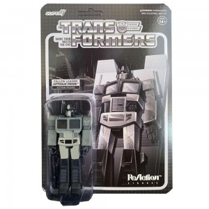 Exclusive Transformers ReAction Dead Prime and Toy Megatron Redecos Found at Target