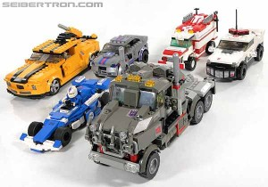 Transformers News: Transformers: Kre-O Character Encyclopedia: With Special Orion Pax Figure