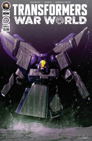 Full 7 Page Preview of IDW Transformers #27
