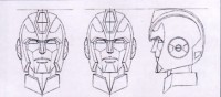 Transformers News: Toy Concept Sketch of Masterpiece Rodimus Prime