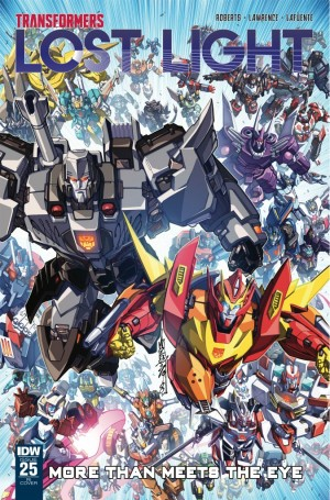 5 Page Preview for Transformers: Lost Light 25