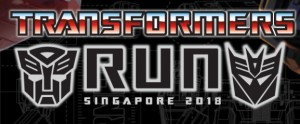 Transformers News: Official Transformers Run 2018 Singapore