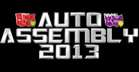 Transformers News: Auto Assembly 2013 Late Booking Sale Announced