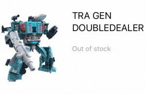 Transformers News: Images of Earthrise Quintesson, Snapdragon, Doubledealer, Runamuck and more Found on Walmart App