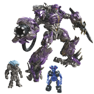 Transformers News: Product descriptions & transparent renders of the new STUDIO SERIES reveals at Canada Fan Expo 2019