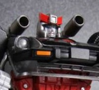 Transformers News: Clearer Official Images of Takara Tomy Transformers Masterpiece MP-17 Prowl and MP-18 Bluestreak