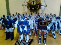 Transformers News: Transtopia Photo Blitz - A Sweep Army