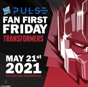 Hasbro will be Revealing New Toys this Friday