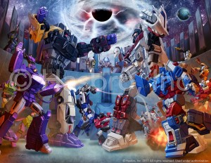 Concept Art for Transformers Generations Combiner Wars by Emiliano Santalucia