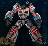New Transformers: Fall of Cybertron Profiles: Perceptor, Vortex, Grimlock, and Swindle