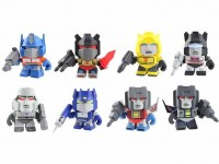 "Transformers News: Transformers 3"" Vinyl Figure Series 01 Color Images"