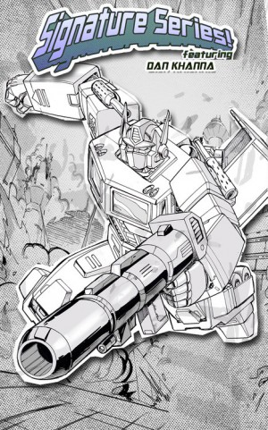 Transformers News: Transformers: Legends Mobile Device Game - Dan Khanna Signature Series Episode Details