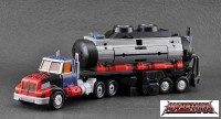 Transformers News: MakeToys Battle Tanker Video Review