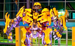 Transformers News: Children's Museum of Indianapolis Transformers: Robots in Disguise Exhibit - March 7-July 26, 2015