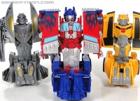 Transformers News: New Dark of the Moon Activators Galleries - Optimus Prime, Bumblebee, and Starscream