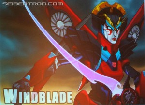 Transformers News: Additional Information on Windblade - Cisgender Woman, Inclusivity, Arcee