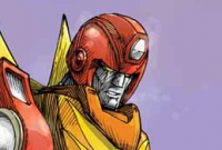 Transformers News: Transformers Ongoing #3 Variant Cover Revealed