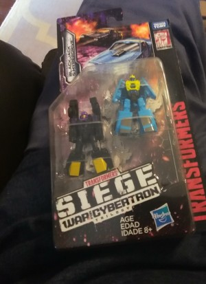 Transformers News: Transformers Siege News with Wave 3 Micromasters Sighting and Springer Video Review