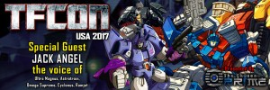 Voice Actor Jack Angel to Attend TFcon DC 2017