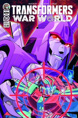 IDW Transformers #30 Review