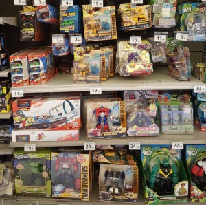 Transformers Bumblebee Movie Toys Sighted in Italy #JoinTheBuzz