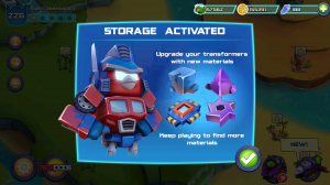 New Rovio Angry Birds Transformers Update Details and Screenshots: Level 15, Arcee, Airachnid