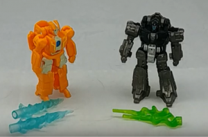 Transformers News: Video Review of Transformers Generations War for Cybertron Siege Battle Masters Rung and Singe