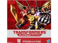 Transformers News: Site Sponsor News BBTS - Shared Exclusive Platinum Predaking Reissue Pre-Orders