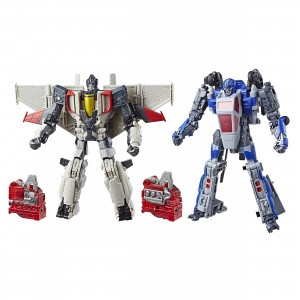 Nitro Series Blitzwing and Dropkick currently available on Amazon.com